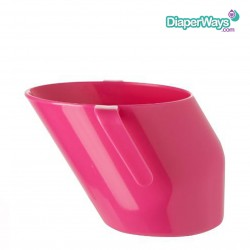 BICKIEPEGS DOIDY CUP (PINK) 3+MONTHS