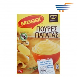 MAGGI MASHED POTATOES 125GR