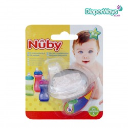 NUBY NON-DRIP SILICONE REPLACEMENT SPOUT 6+ MONTHS