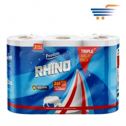 FREEDOM RHINO KITCHEN ROLL (3-PACK)