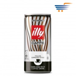 ILLY CAFFE ESPRESSO WITH SUGAR 200ML