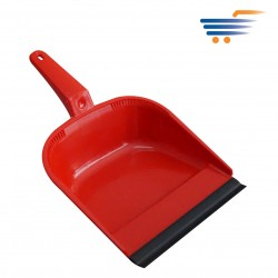 PLASTIC HAND SHOVEL WITH RUBBER
